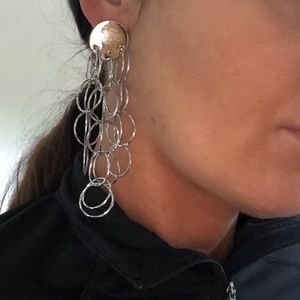 Pianegonda Sterling silver earrings
